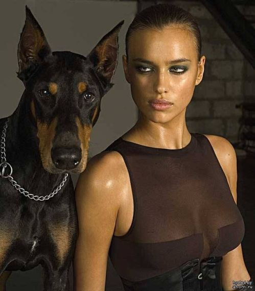 Why women like sex with dogs