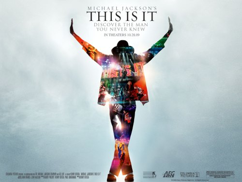 Michael Jackson's 'This is it'